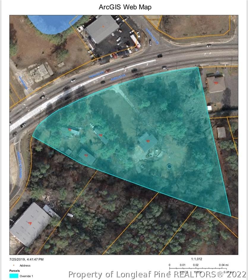 938 Pamalee Drive Property Photo