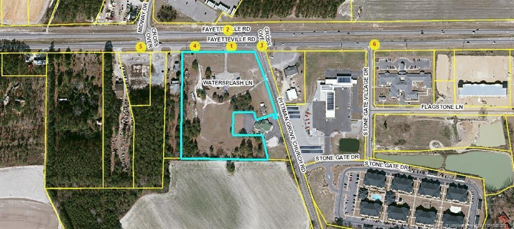 8290 Fayetteville Road Property Photo