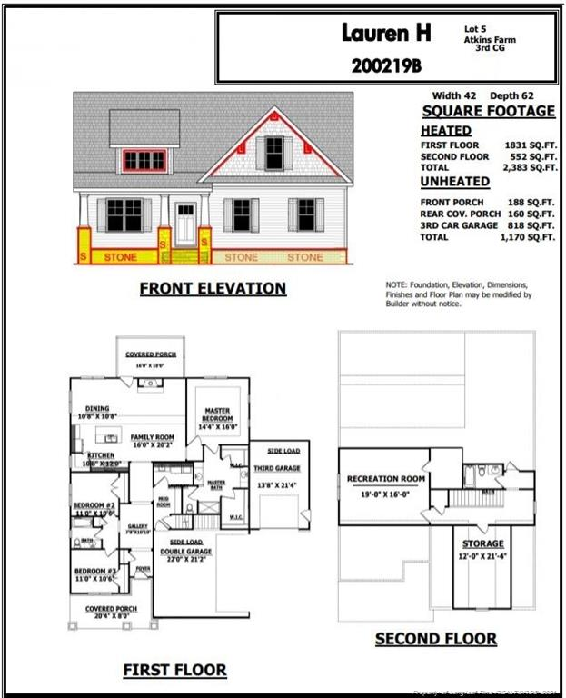 324 Spring Hill Church Road Property Photo