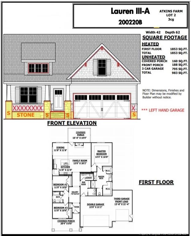 390 Spring Hill Church Road Property Photo