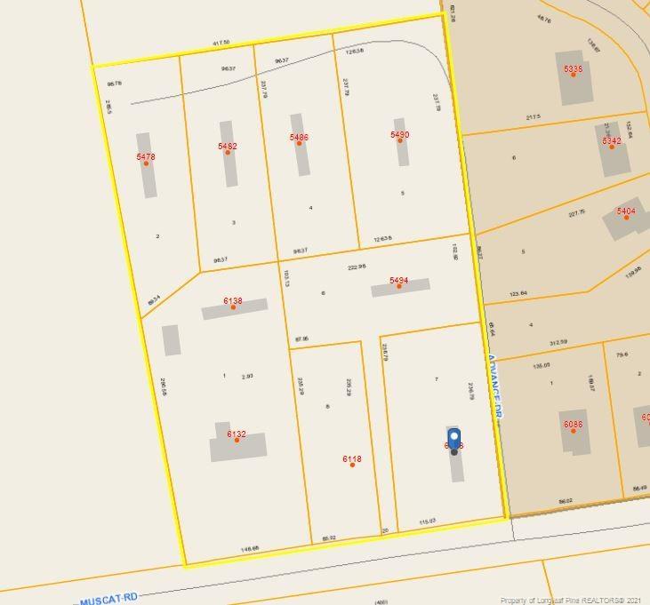 Lots 1-8 Muscat Rd - Advance Drive Property Photo