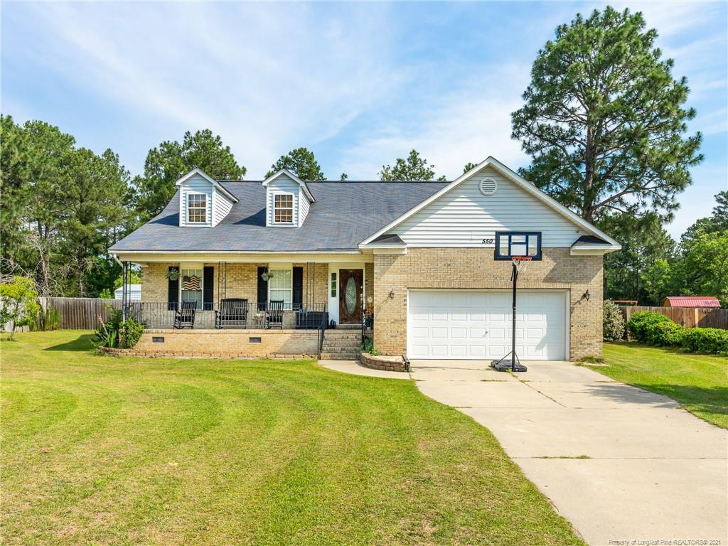 550 E Lake Ridge Drive Property Photo 1
