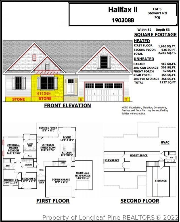 624 C. P. Stewart Road Property Photo 1