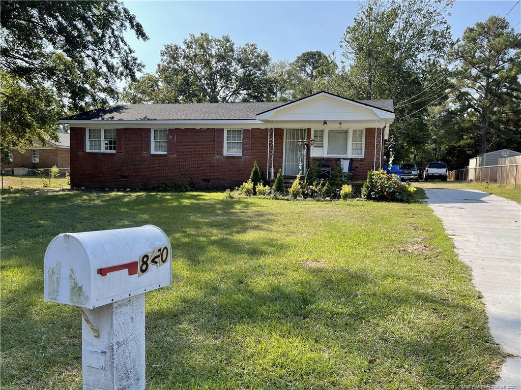 820 Hopkins Street Property Photo