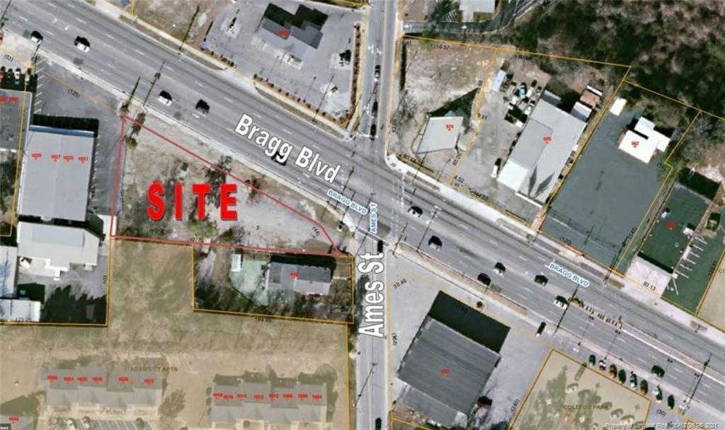 1021 Bragg Boulevard Property Photo