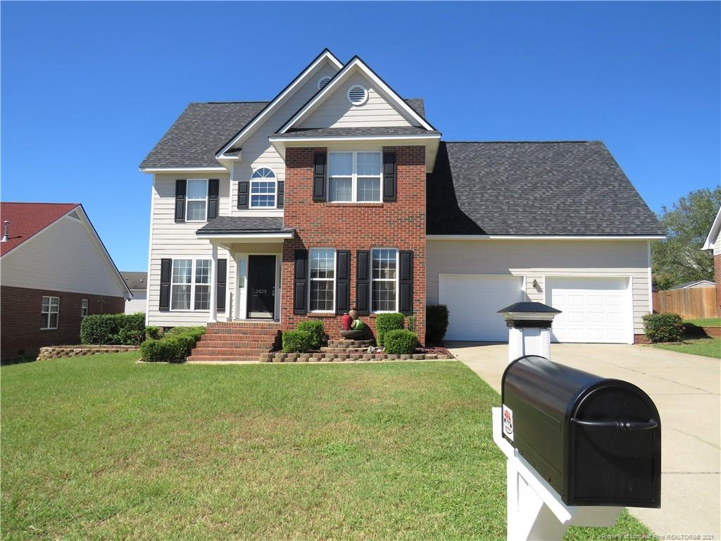 2820 Beringer Drive Property Photo