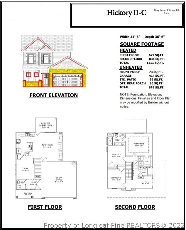 5908 Rosser Pittman Road Property Photo