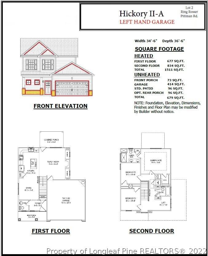 5944 Rosser Pittman Road Property Photo
