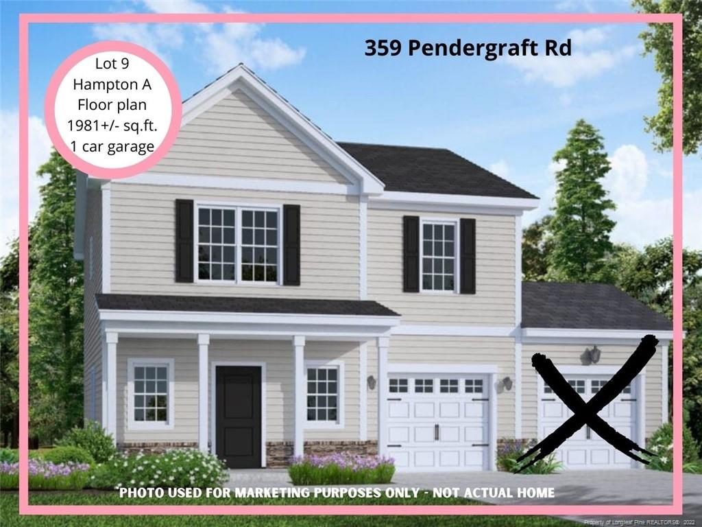 359 Pendergraft Road Property Photo