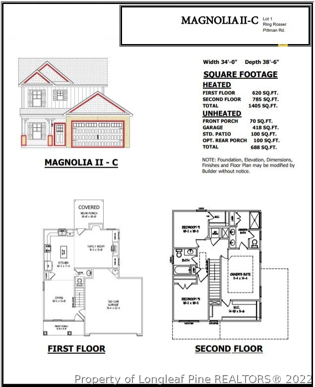 5960 Rosser Pittman Road Property Photo