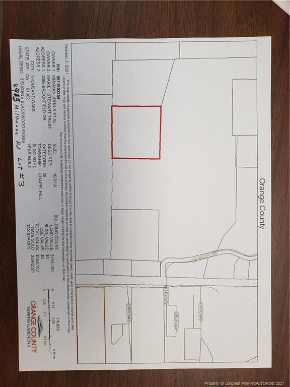 6913 Millhouse Road Property Photo