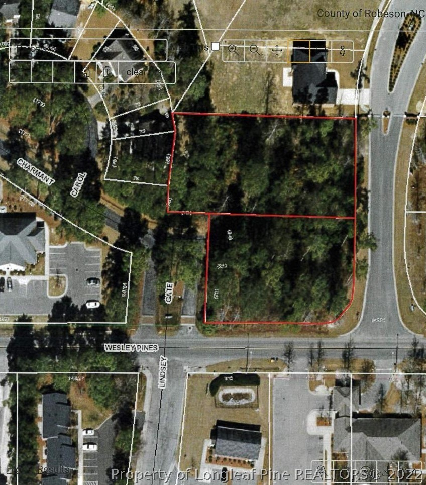 815 Wesley Pines Road Property Photo