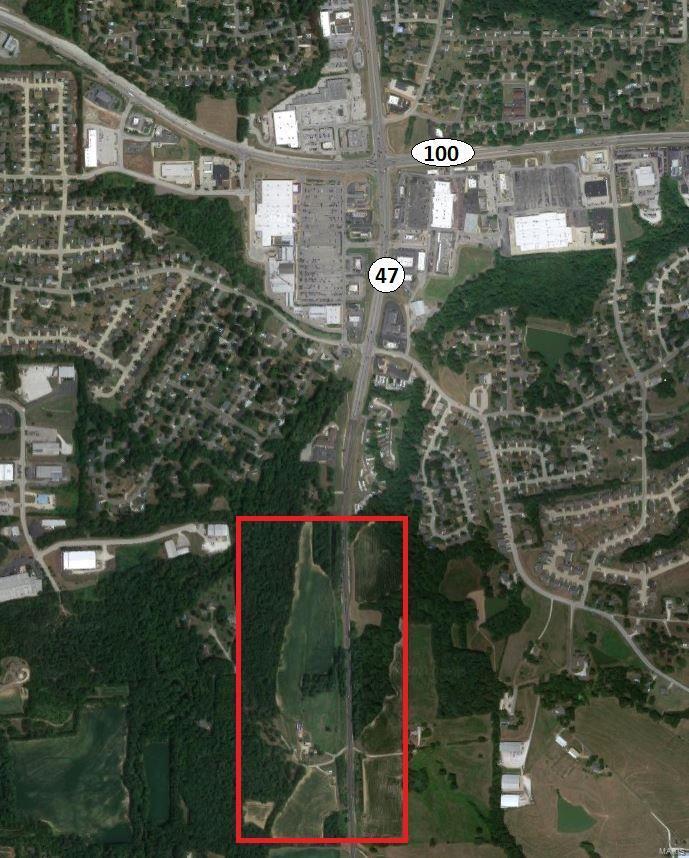 5515 White Oak Trail 75+/- Ac. Property Photo 1
