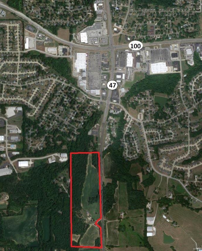 5515 White Oak Trail 50+/- Ac Property Photo