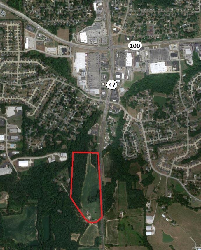5515 White Oak Tail 40+/- Ac Property Photo 1