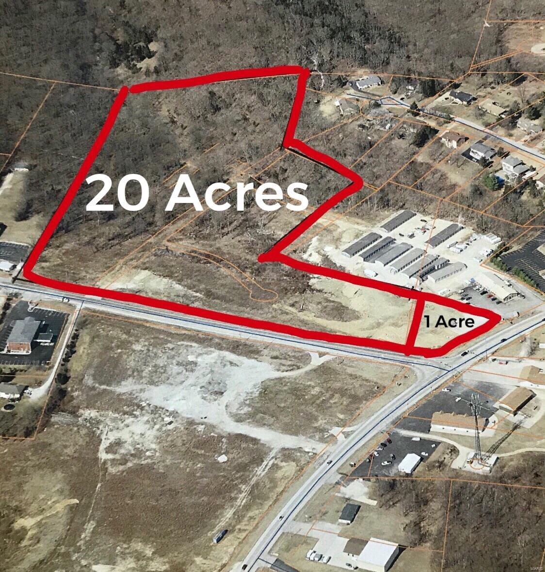 0 20 Acres Hwy B & Hwy 21 Property Photo