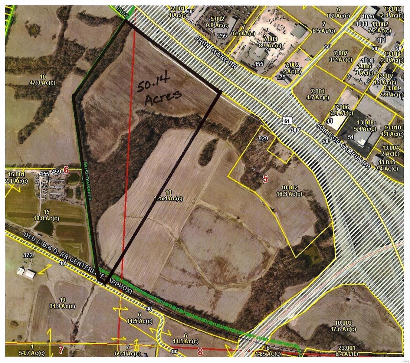 0 50.14 Acres Highway 61 Property Photo 1