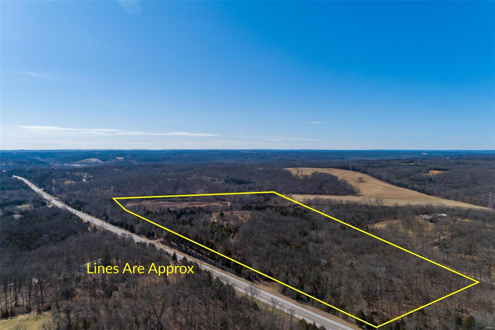 0 Hwy A 62 Acres Property Photo 1