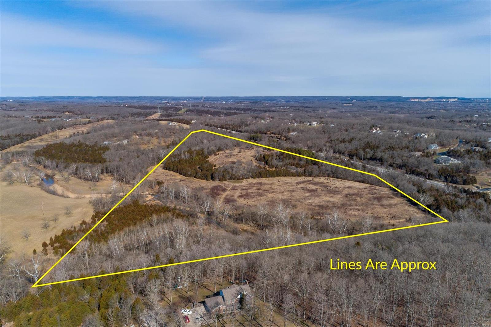 0 Hwy A 62 Acres Property Photo 2