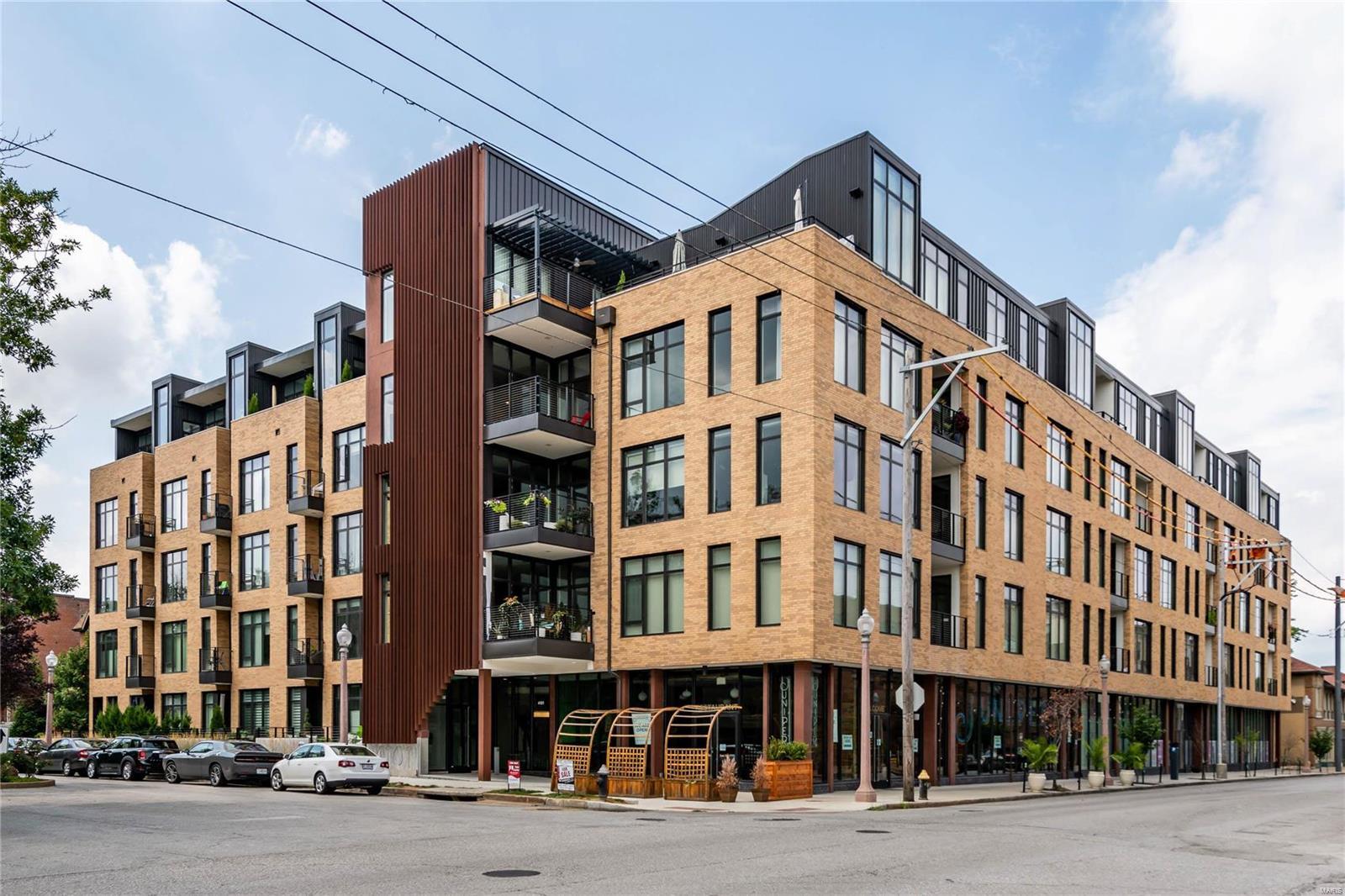 4101 Laclede Condominiums Real Estate Listings Main Image
