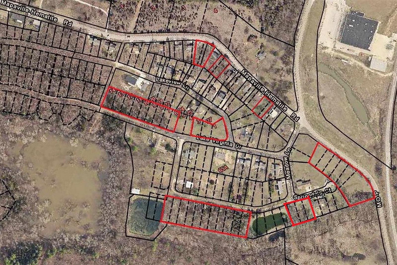 0 37 Lots Lake Virginia Property Photo 1