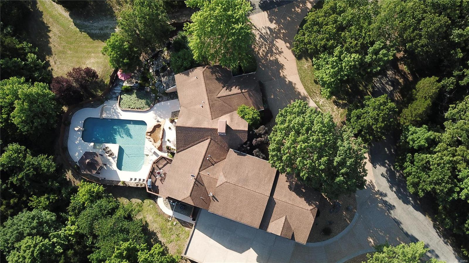 5143 Calvey Creek Road Property Photo 1