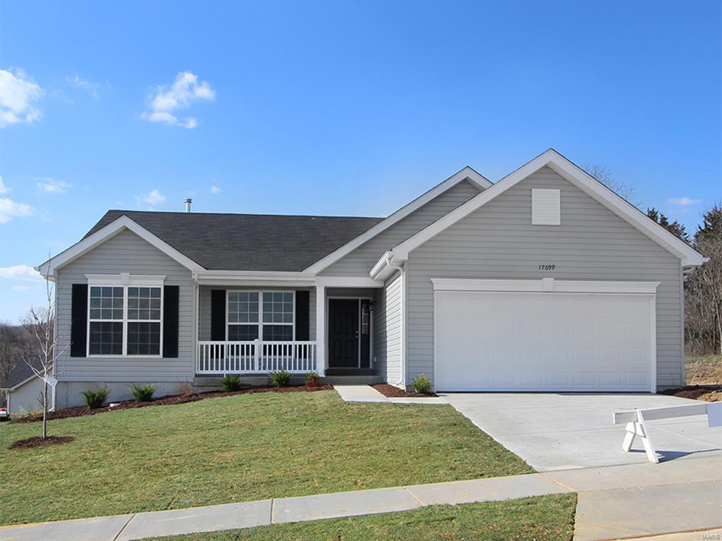 17539 Wyman Ridge Drive Property Photo