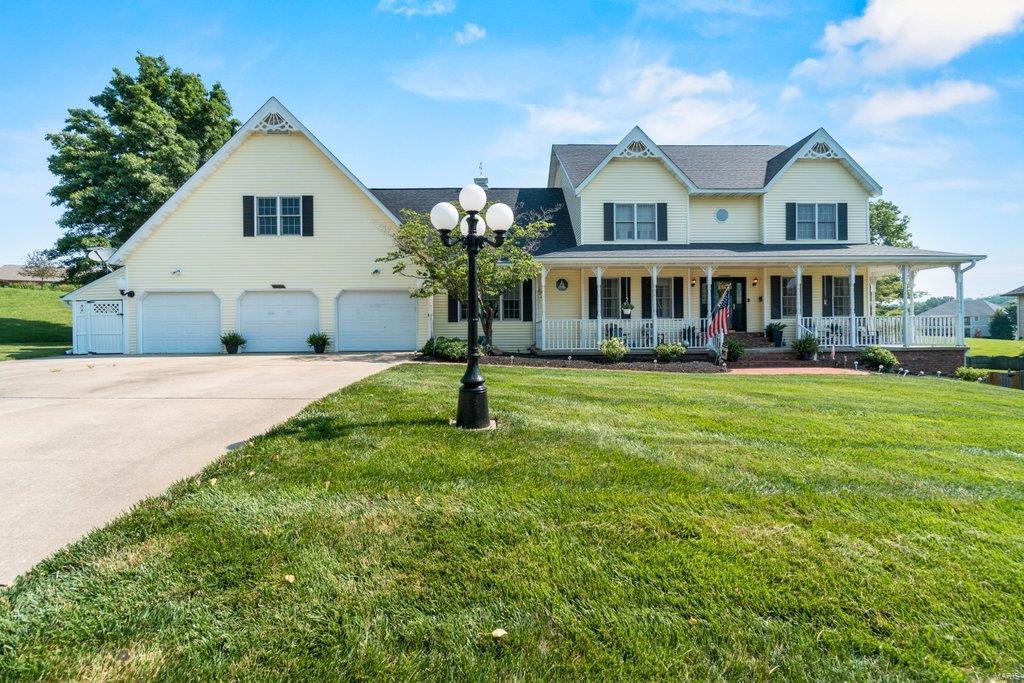 2505 Horseshoe Ridge Property Photo 1