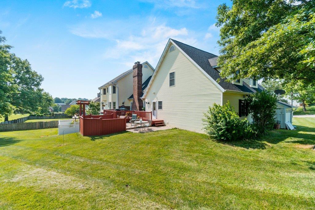 2505 Horseshoe Ridge Property Photo 4
