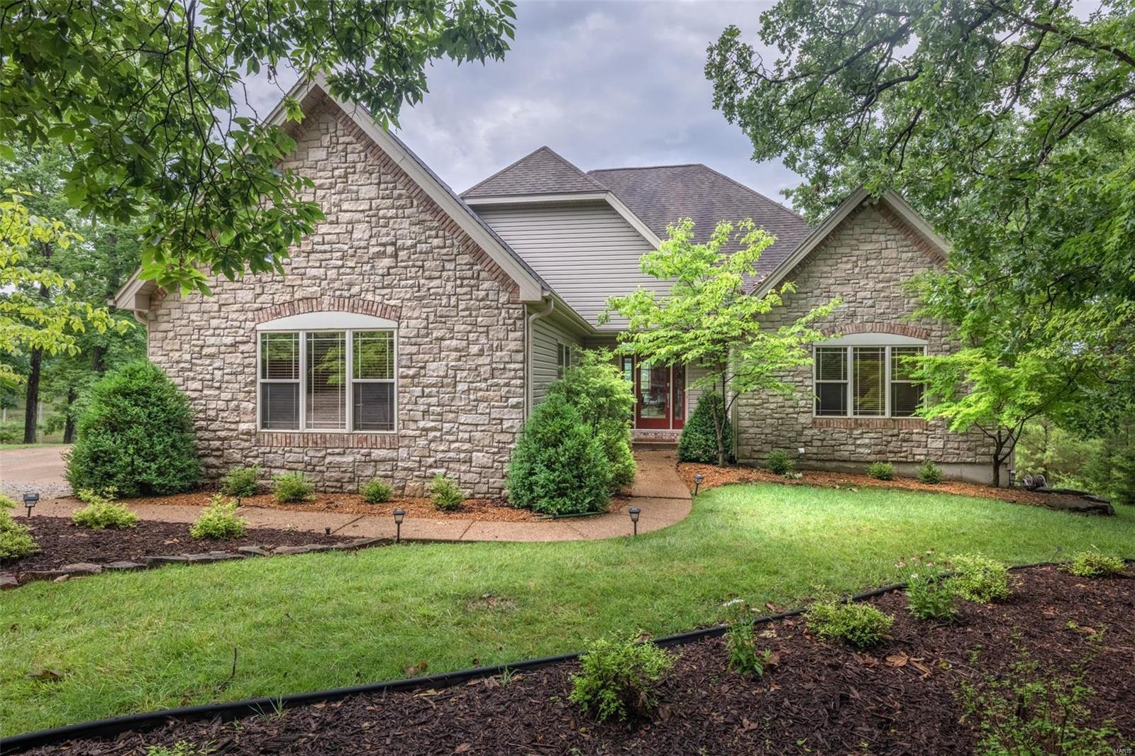 1105 Charrrette View Drive Property Photo 1