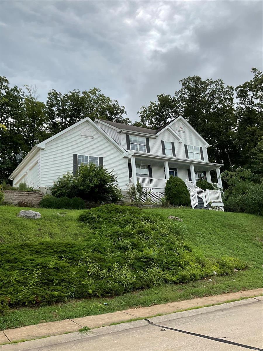 2618 Forestr Glen Drive Property Photo 1