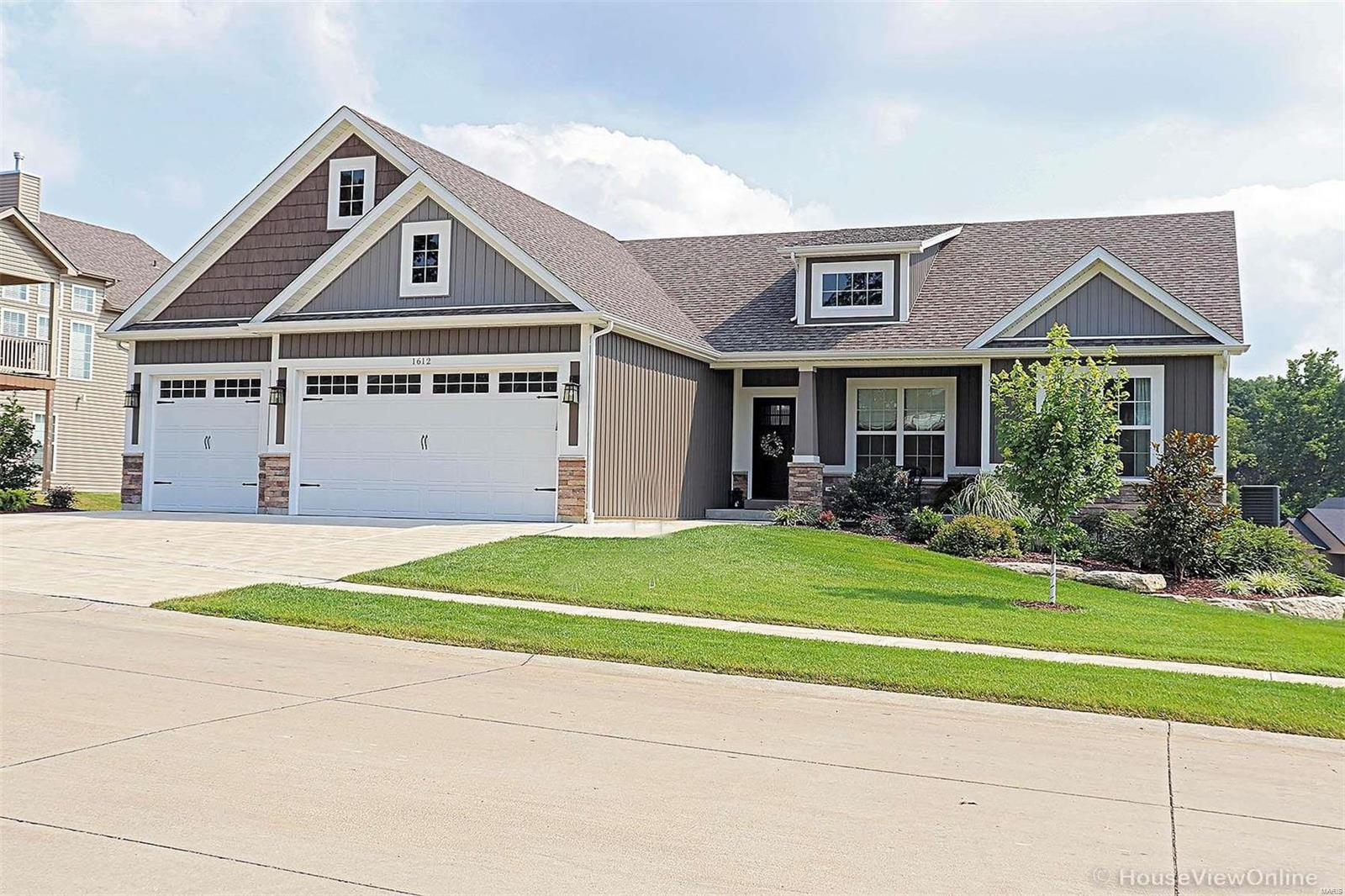 1612 Sugar Creek Drive Property Photo 1