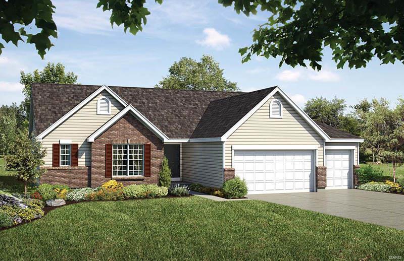 2 Bblt Arlington Model / Arbors Property Photo