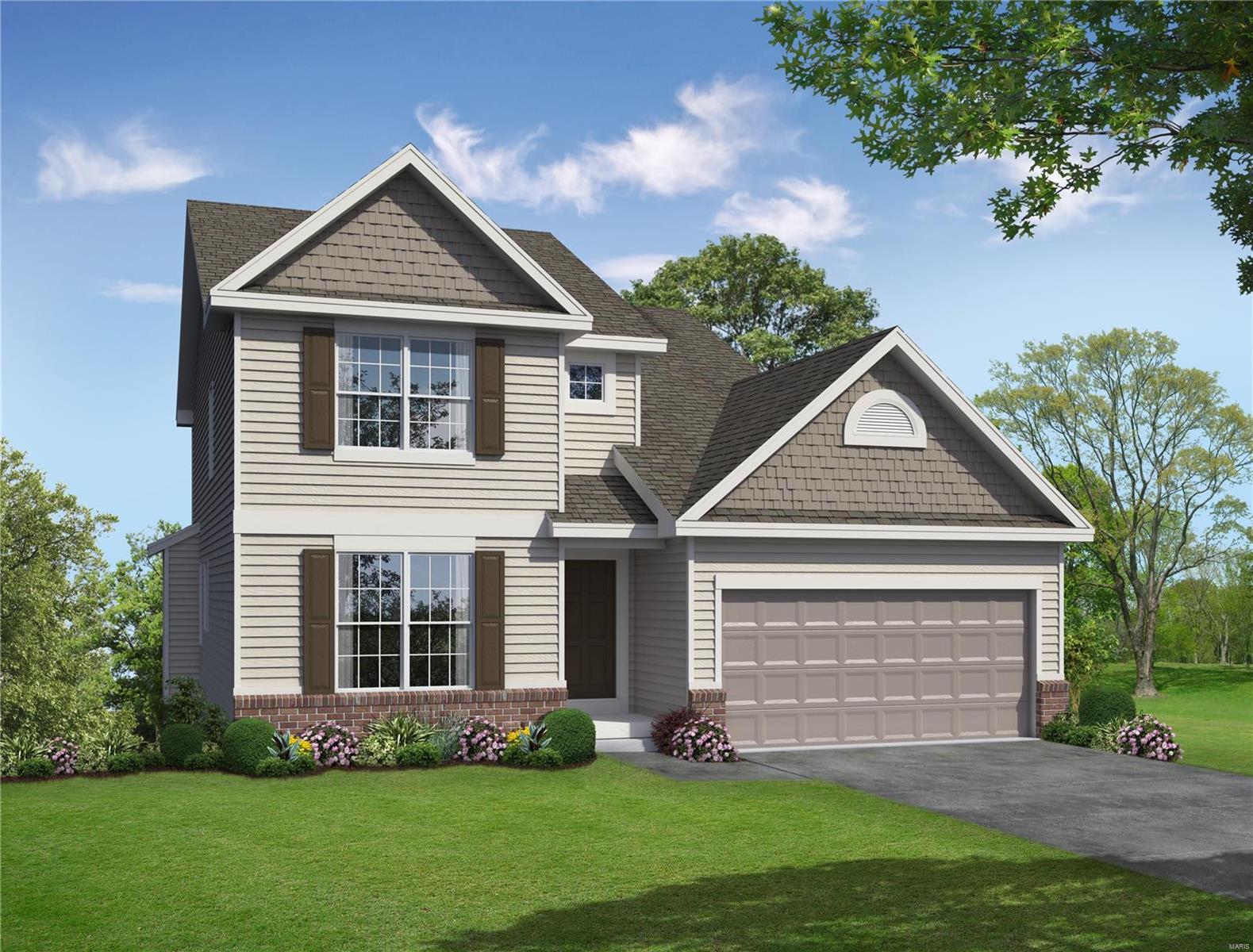 2 Bblt Hampton Model / Arbors Property Photo