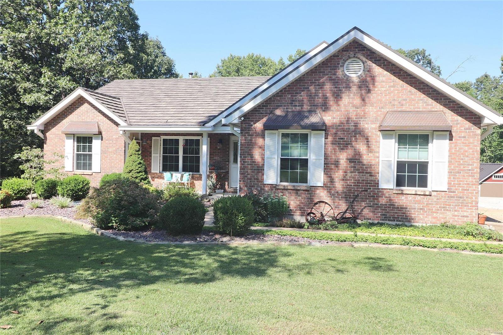 12401 Fieldstone Drive Property Photo 1