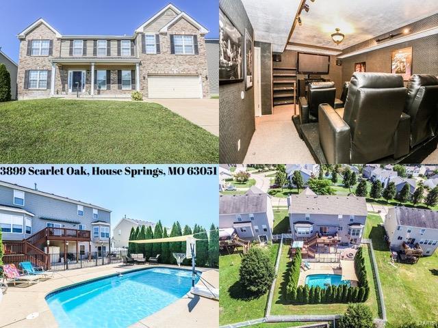 3899 Scarlet Oak Drive Property Photo 1