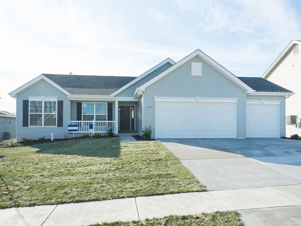 17505 Wyman Ridge Drive Property Photo