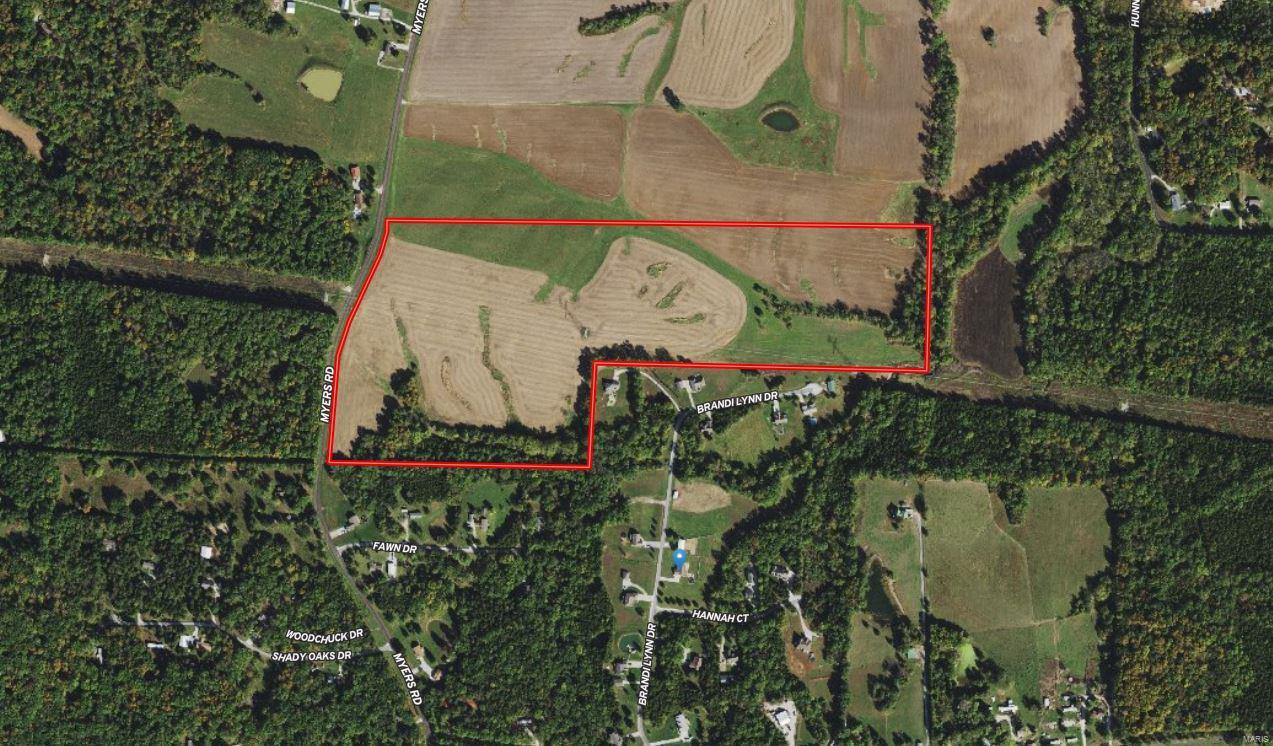 60 +/- Acres Myers Rd Property Photo 1
