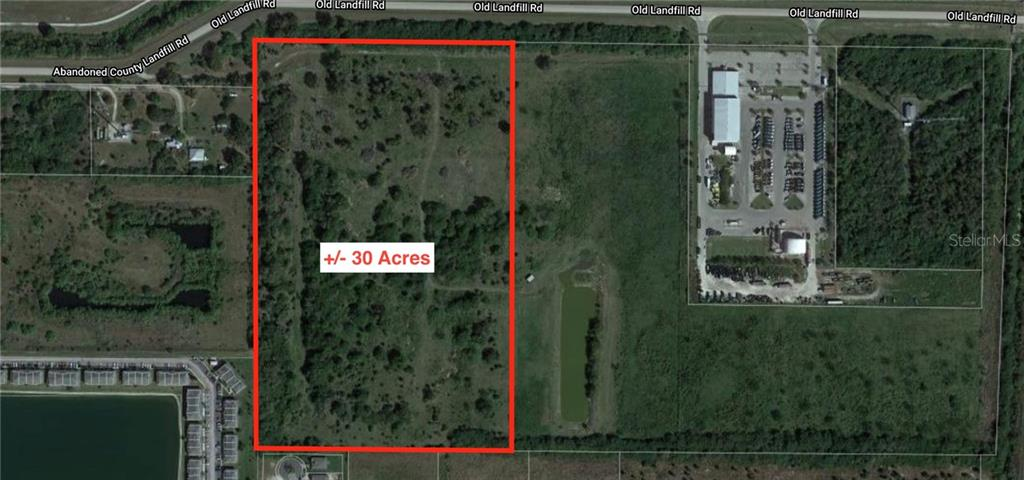 25505 Old Landfill Road Property Photo