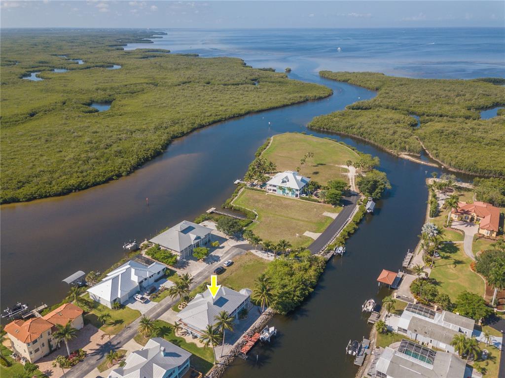5503 Sea Edge Drive Property Photo 1