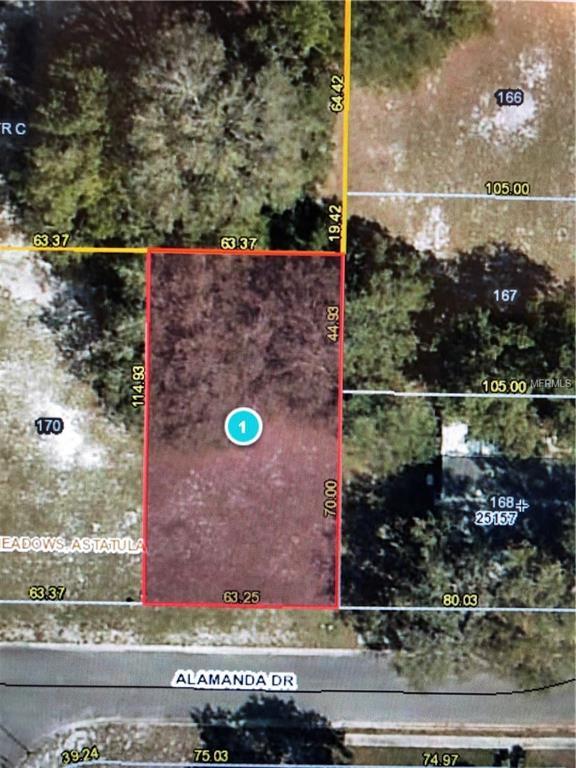 25149 Alamanda Drive Property Photo 1