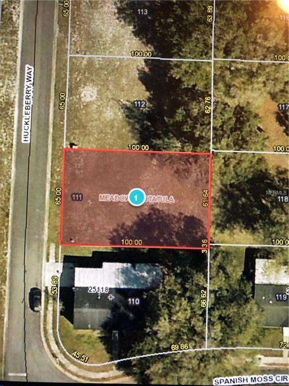 25124 Huckleberry Way Property Photo 1