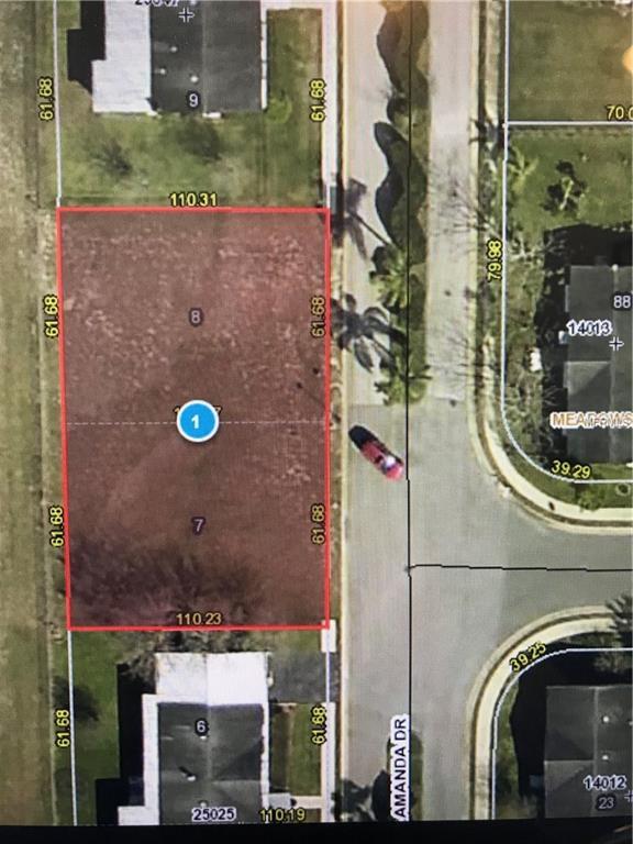 25037 Alamanda Drive Property Photo 1