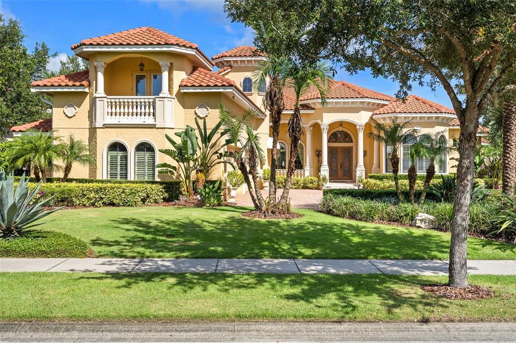 9819 Grosvenor Pointe Circle Property Photo 1