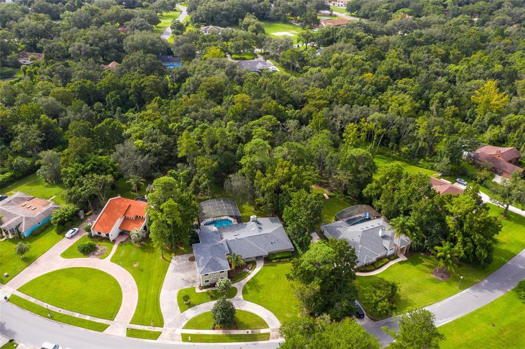 1201 Howell Creek Drive Property Photo 1