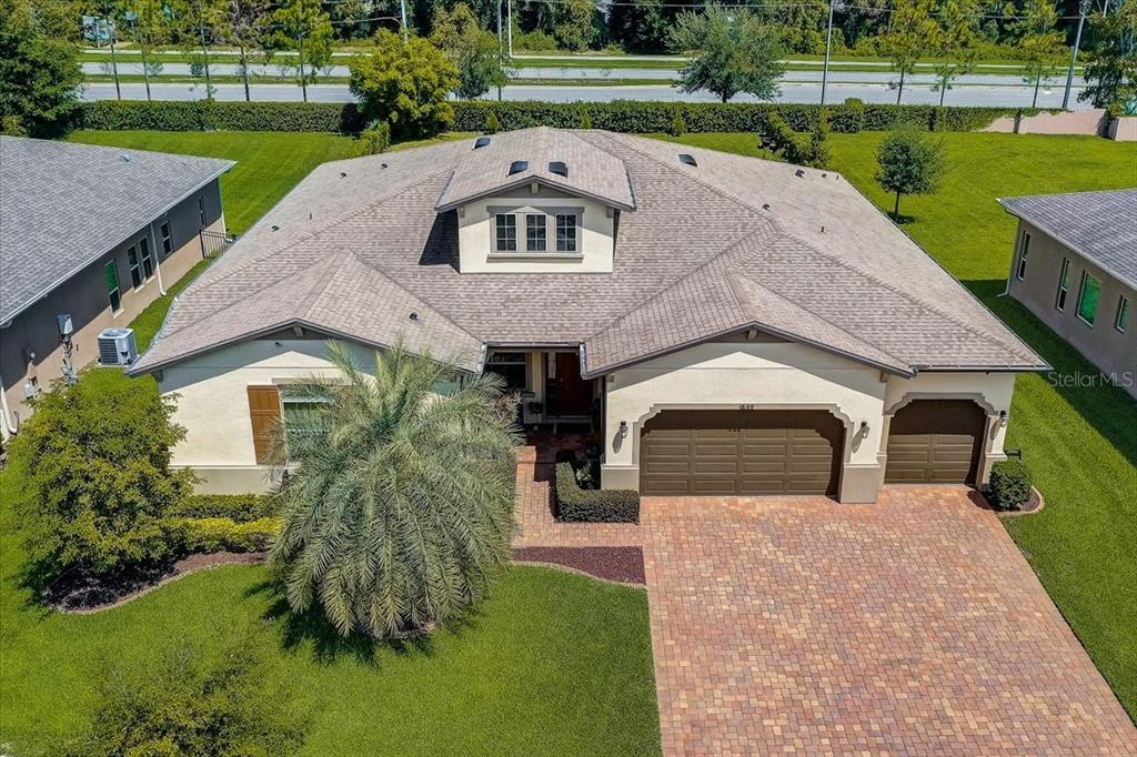 1522 Arden Oaks Drive Property Photo 1