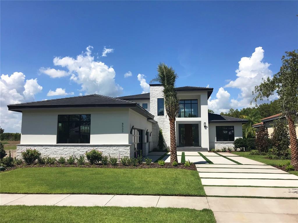 8533 Lake Nona Shore Drive Property Photo 1