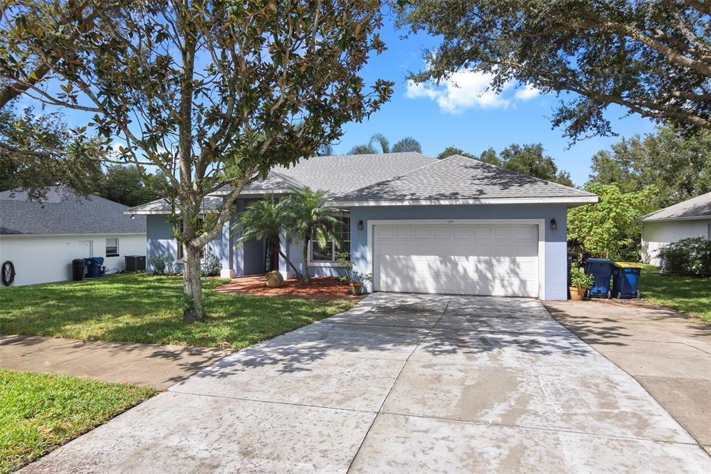 435 Waterwood Court Property Photo 1