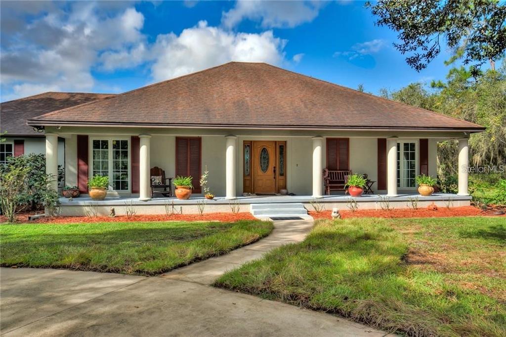 10740 Jim Edwards Road Property Photo 1