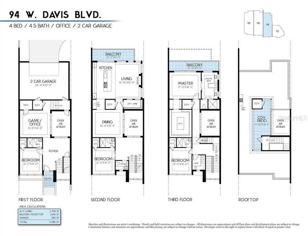 94 W Davis Boulevard Property Photo 6